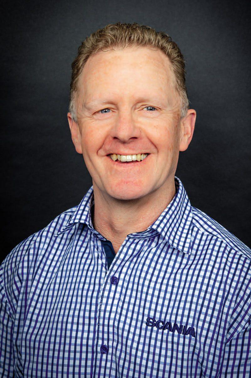 Garry Leitch