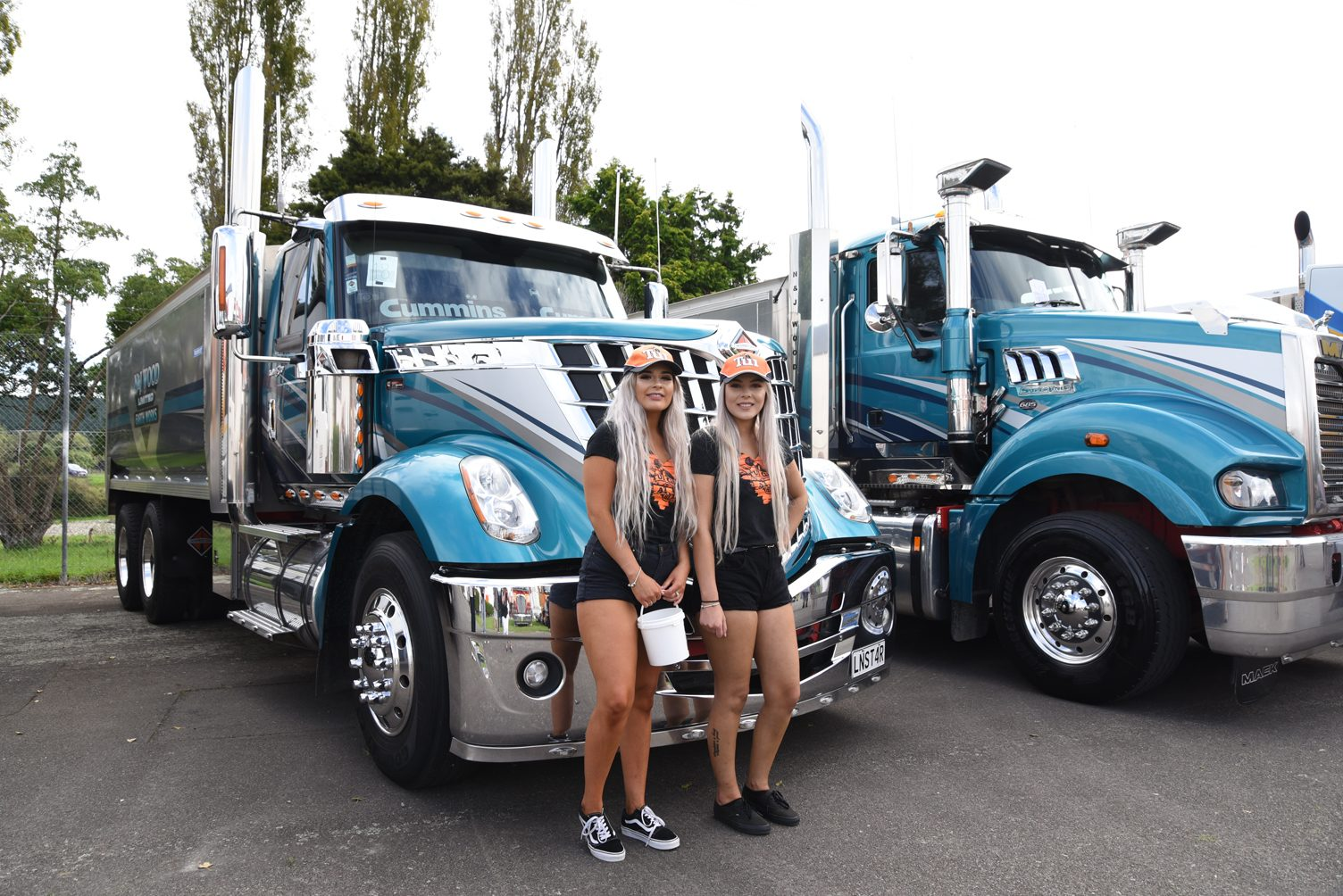 Tui girls Jazzinta and Bailey chose this International Lonestar as their top pick in the show