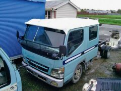 2006 FUSO CANTER DOUBLE CAB