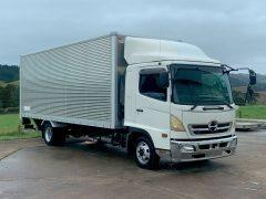 2007 Hino Ranger FD7
