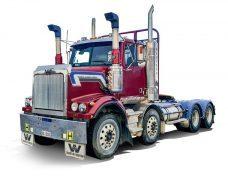 2011 Western Star 4884FX Tractor