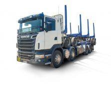 2012 Scania R560 Logger
