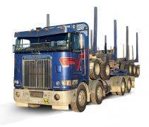 2014 International 9800I Logger