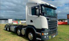 2014 Scania R560