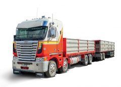 2015 Freightliner Argosy Dropsider Unit